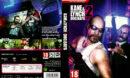Kane & Lynch 2: Dog Days (2010) EU PC DVD Cover & Label