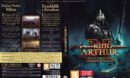 King Arthur II (2012) CZ/ PC DVD Cover & Labels