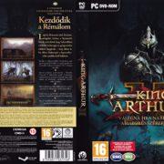 King Arthur II (2012) CZ/ PC DVD Cover & Labels