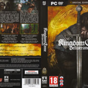 Kingdom Come: Deliverance - Special Edition (2018) CZ PC DVD Cover & Labels