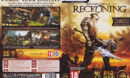 Kingdoms of Amalur: Reckoning (2012) EU PC DVD Cover & Label