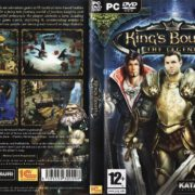 King's Bounty: The Legend (2008) EU PC DVD Cover & Label