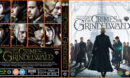 Crimes Of Grindelwald (2018) BR Custom Blu-ray Cover & Label