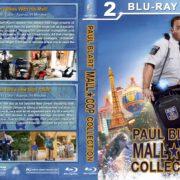 Paul Blart: Mall Cop Collection R1 Custom Blu-Ray Cover