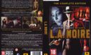 L.A. Noire - The Complete Edition (2011) EU PC DVD Cover & Labels