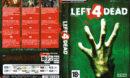 Left4Dead (2008) CZ PC DVD Cover & Label
