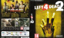 Left4Dead 2 (2009) CZ PC DVD Cover & Label