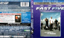 FAST FIVE EXT ED (2011) BLU-RAY COVER & LABELS