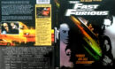THE FAST AND THE FURIOUS CE (2001) R1 DVD COVER & LABEL