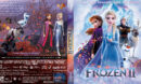 Frozen II (2020) Custom Blu-Ray Covers