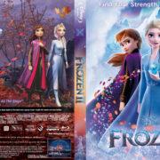 Frozen II (2020) Custom Blu-Ray Covers