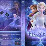 Frozen II (2020) R1 Custom DVD Covers