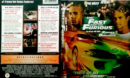 THE FAST AND THE FURIOUS (2001) (THE TRICKED OUT EDITION) R1 DVD COVER & LABEL