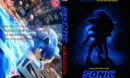 Sonic the Hedgehog (2020) Custom DVD Cover & Label