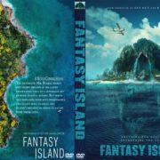 Fantasy Island (2020) Custom DVD Cover