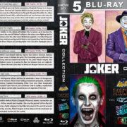 Joker Collection R1 Custom Blu-Ray Cover