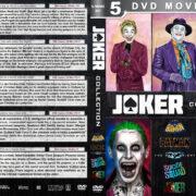 Joker Collection R1 Custom DVD Cover