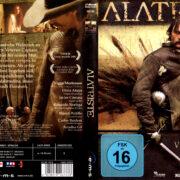 ALATRISTE (2006) (GERMAN) BLU-RAY COVER & LABEL