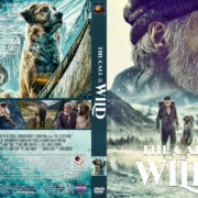The Call of the Wild (2020) R1 Custom DVD Cover & Label V2