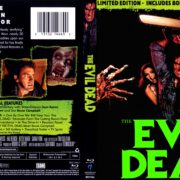 Evil Dead (2010) Blu-Ray Cover & Label