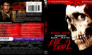 Evil Dead 2 (1987) Blu-Ray Cover & Label