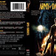 Evil Dead 3 (1992) Blu-Ray Cover & Label