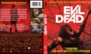 Evil Dead 4 (2013) Blu-Ray Cover & Label