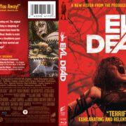 Evil Dead 4 (2013) Blu-Ray Cover & Label