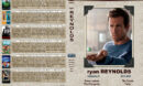 Ryan Reynolds Filmography - Collection 6 (2011-2013) R1 Custom DVD Cover