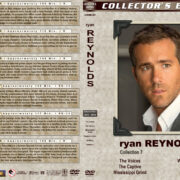 Ryan Reynolds Filmography - Collection 7 (2014-2016) R1 Custom DVD Cover