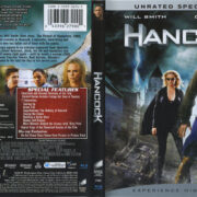 Hancock (2008) RA Blu-Ray Cover & Labels