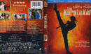 The Karate Kid (2010) RA Blu-Ray Cover & Labels