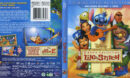 Lilo & Stitch: 2 Movie Collection (2013) R1 Blu-Ray Cover & Labels