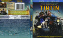 The Adventures Of Tin Tin (2011) R1 Blu-Ray Cover & Labels