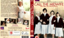 CALL THE MIDWIFE SERIES THREE R2 DVD COVER & LABELS
