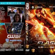 The Flash - Season Two Custom DVD Cover