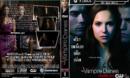 Vampire Diaries - Season One Custom DVD Cover
