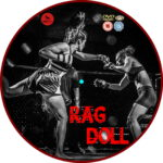 Rag Doll (2020) R2 Custom DVD Label