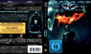 BATMAN THE DARK KNIGHT 2 DISC SE (2008) (GERMAN) BLU-RAY COVER & LABELS