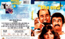 THE END (1978) R1 DVD COVER & LABEL