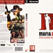 Mafia 2: Special Extended Edition (2010) CZ/PL PC DVD Cover & Labels