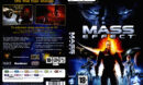 Mass Effect (2008) EU PC DVD Covers & Labels