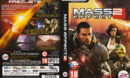 Mass Effect 2 (2010) CZ PC DVD Cover & Labels