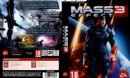 Mass Effect 3 (2012) EU PC DVD Cover & Labels