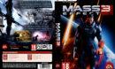 Mass Effect 3 (2012) EU PC DVD Cover & Labels