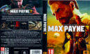 Max Payne 3 (2012) EU PC DVD Cover & Labels