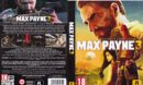 Max Payne 3 (2012) CZ PC DVD Cover & Labels