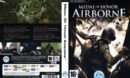 Medal of Honor: Airborne (2007) EU PC DVD Cover & Label