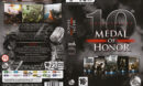 Medal of Honor - 10th Anniversary (2009) CZ PC DVD Cover & Labels