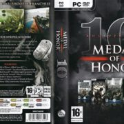 Medal of Honor - 10th Anniversary (2009) EU PC DVD Covers & Labels